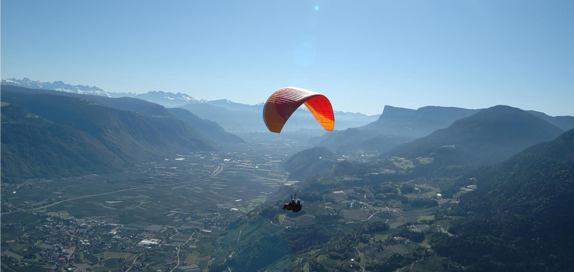 Leisure and Sports Activities in Lana and Surroundings near Merano