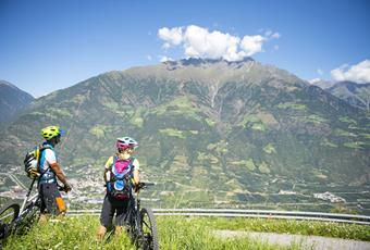 Bicycle Services and Bike Rental in Naturno
