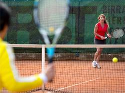 Tennis presso il Quellenhof Luxury Resort Passeier