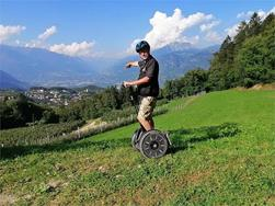 Guided Segway tour in Völlan