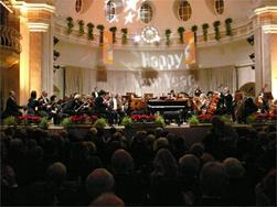 Concert Music Merano: New Year's Concert with the Haydn Orchestra