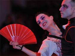 24th Merano Grand Prix - Dancing