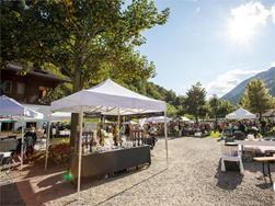 12th Passeier Farmers' Market in Saltusio/Saltaus