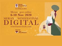 Merano WineFestival 2021 - Piattaforma digitale WineHunter Hub