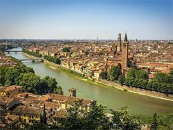 Traveling with Tisner Reisen: Verona with Guided Tour