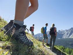 Guided hiking tour in the Ultental Valley