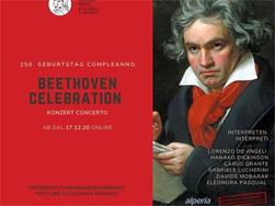 Online-Konzert: Beethoven-Celebration