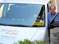 Taxi Richard's Shuttle