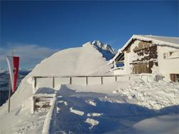 Kuhleiten Mountain hut