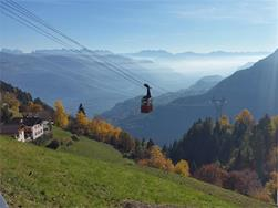 Pawigl/Pavicolo Cable Car
