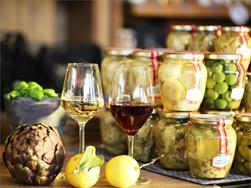 Wine/Spirits-fruit-vegetables Schnitzer