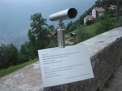Tyrol Castle - Telescope St. Kathrein Kirchlein Church