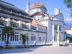 Art Nouveau - the Kurhaus in Merano