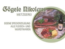 Gögele Nikolaus Meats and Sausages