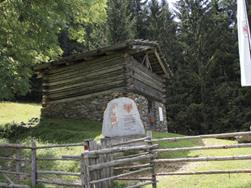 Pfandler Alm Mountain Hut near S. Martino / St. Martin