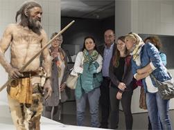 South Tyrol Museum of Archaeology - Ötzi