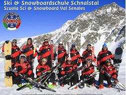 Ski and Snowboard School Schnalstal Valley