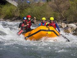 Rafting Adventure Alto Adige
