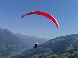Paragliding | Tandemclub Ifinger