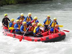 Rafting (children's summer)