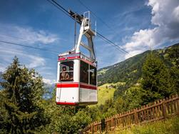 Cable car Verdins - Tall