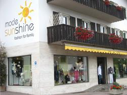 Sunshine - fashion for family