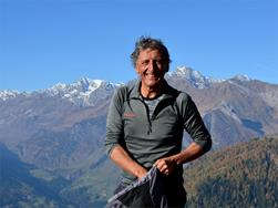 Mountain Guide Robert Ciatti