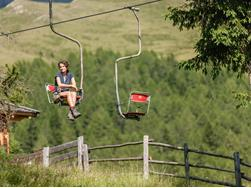 Chair lift Talle - Grube