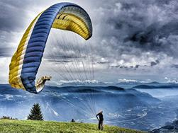 Paragliding Fly42