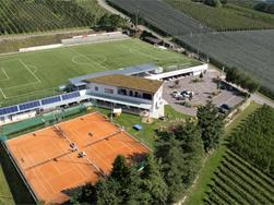 Football field Parcines/Partschins