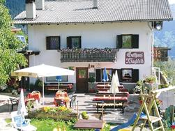 Mountain inn Magdfeld