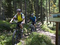Naturno Bike Highline Meran/o Tour