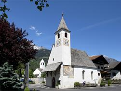 South Tyrol's Jakobsweg - Route of St. James in South Tyrol (12th Stage: Lagundo/ Algund to Castelbello/ Kastelbell)