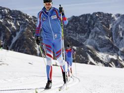 Lazaun cross-country skiing run