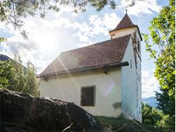 From Tesimo to the St. Christoph Church - Circular Hike