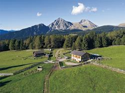 MTB tour to the Wurzer Alm Mountain Hut
