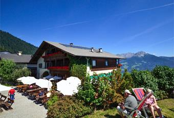Mountain inn Hochmuth