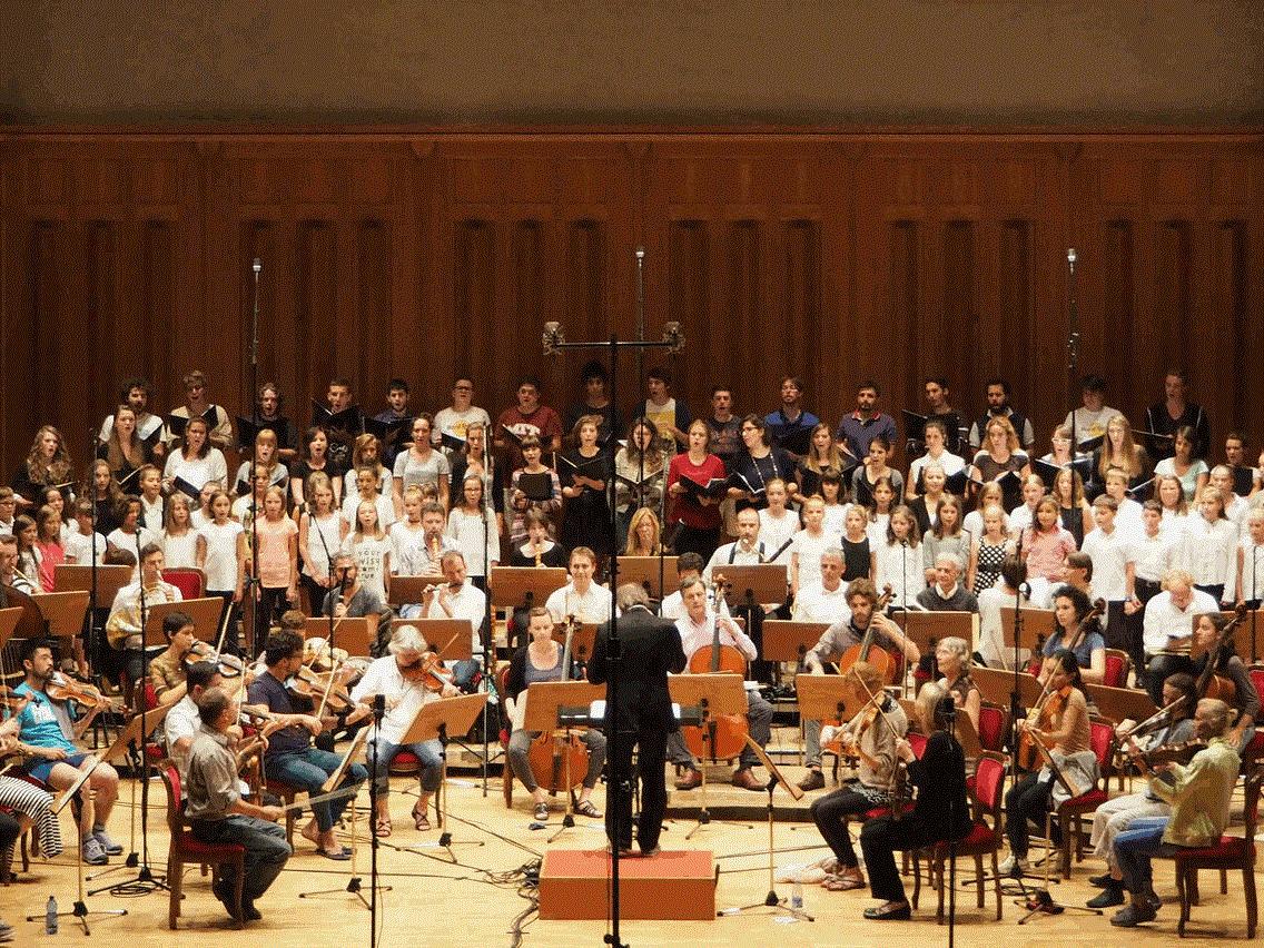 Oratorium Von Haendel
