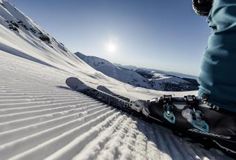 Skiing for returnees - weekly package | January