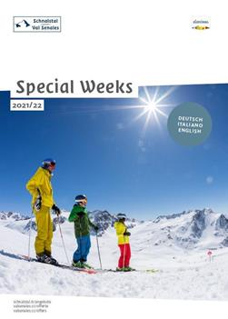 Holiday offers in Schnalstal Valley