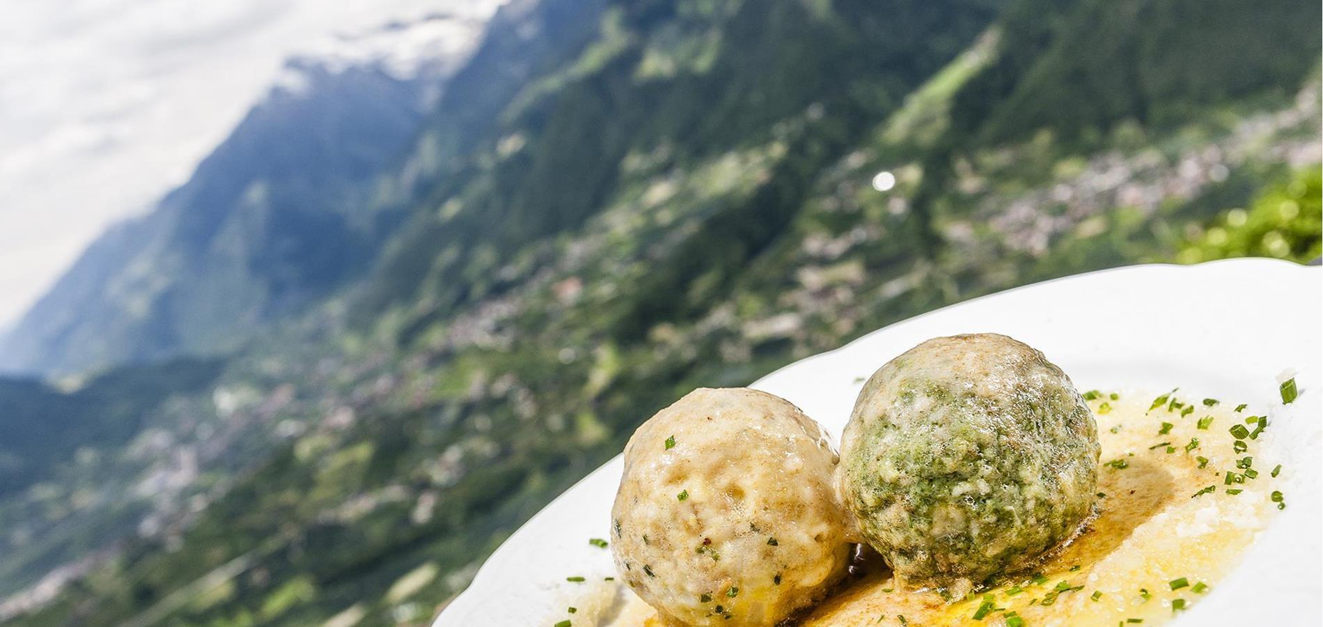 South Tyrolean Cuisine in Schenna and Surroundings