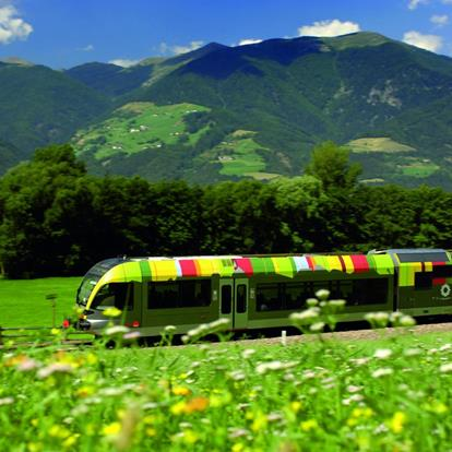 Public Transport in South Tyrol