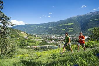 Nature Fitness Park® in Naturno