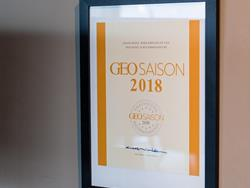 MIRAMONTI Boutique Hotel chosen by GEO SAISON – the 100 most beautiful hotels in Europe