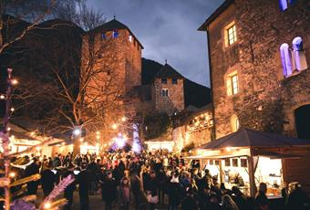 Tyrolean Advent in the Castle