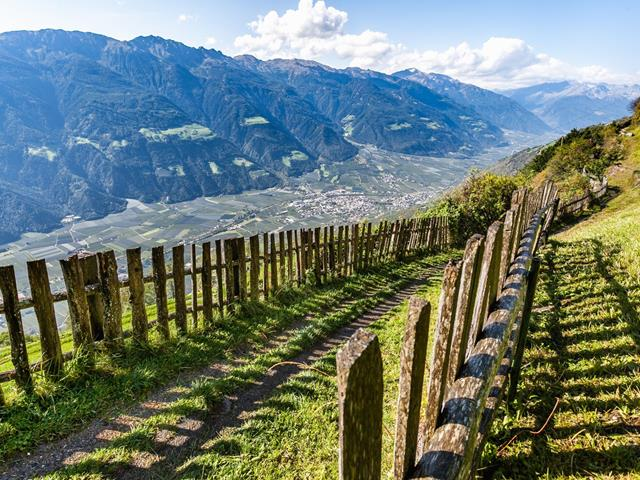 The Merano High Mountain Trail
