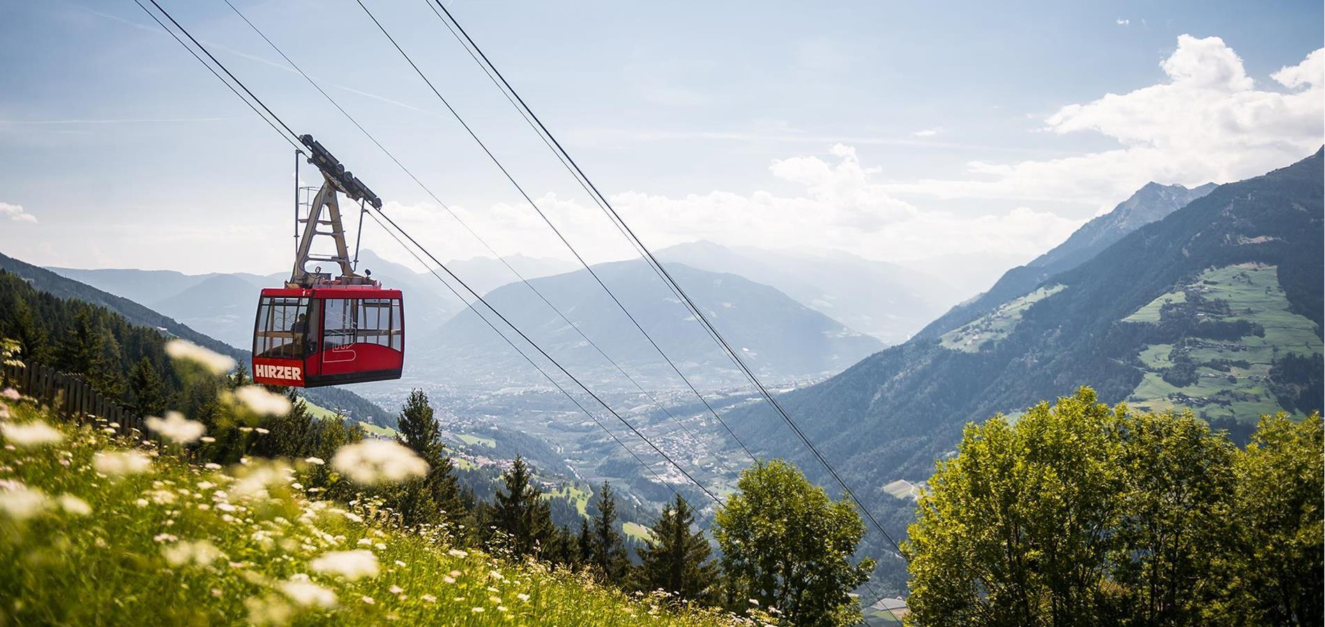 The Cableways and Chairlifts of Scena