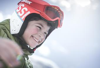 Games and fun for kids and families in the Meran 2000 ski area