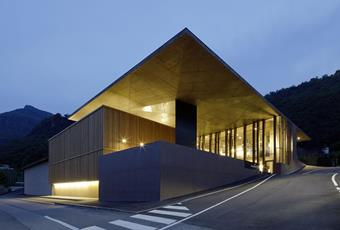 Architectuur in Zuid-Tirol
