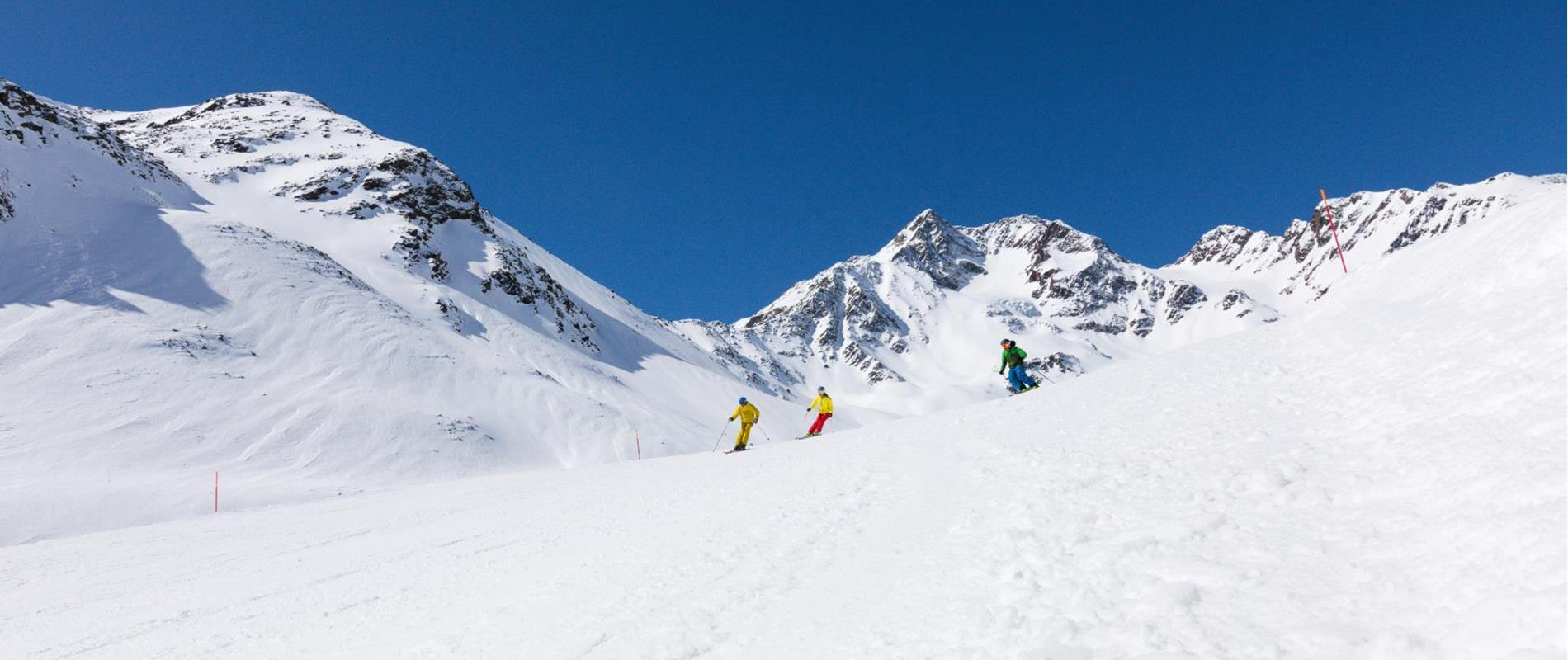 Rates and Ski Pass Prices in Schnalstal Valley